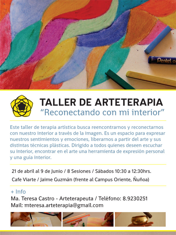 Taller de Arte Terapia 1