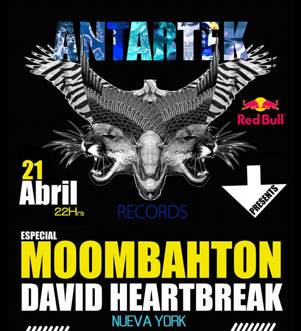 JUE/21/04 David Heartbreak en Chile 1