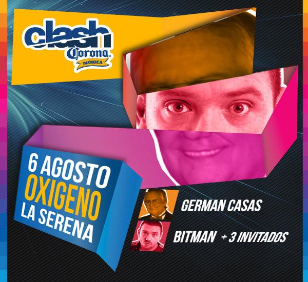 Corona Clash La Serena 1