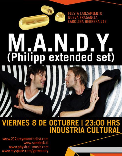 M.A.N.D.Y en Chile 2