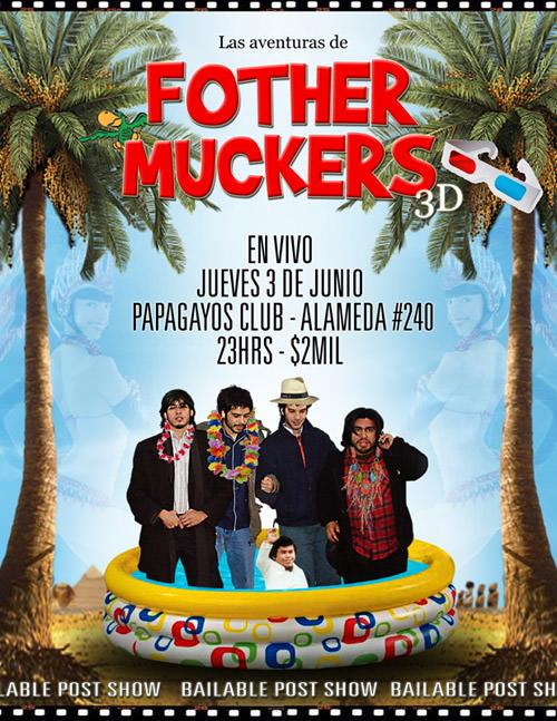 Fother Mockers en vivo 1