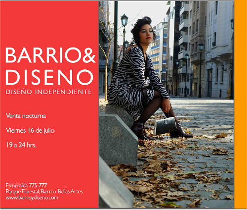 VIE/16/07 Venta Nocturna Diseño Independiente 1