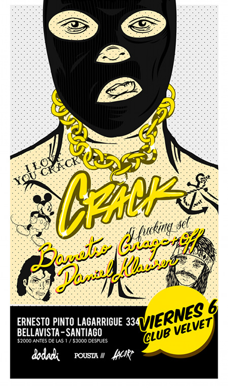VIE/06/08 Fiesta Crank! en Club Velvet 1