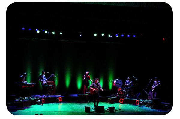 El concierto de Fernando Milagros 1