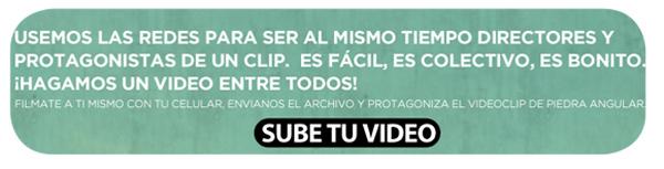 Participa en el video de Fernando Milagros 1