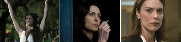 Michelle Forbes: seca 1