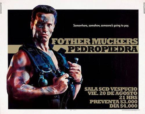 VIE/20/08 Fother Muckers + Pedropiedra 1