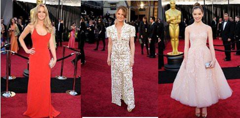 Oscar 2011 ellas y sus vestidos 1