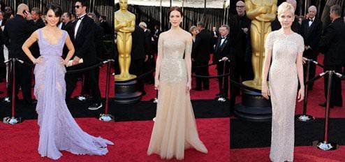 Oscar 2011 ellas y sus vestidos 2