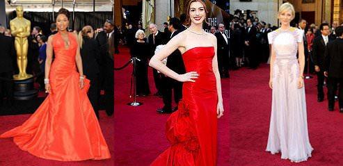 Oscar 2011 ellas y sus vestidos 3
