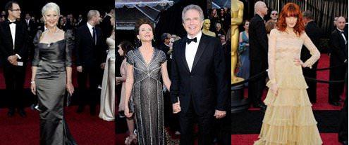 Oscar 2011 ellas y sus vestidos 7