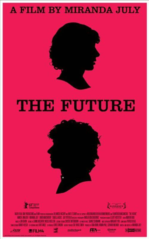 El afiche de The Future de Miranda July 5