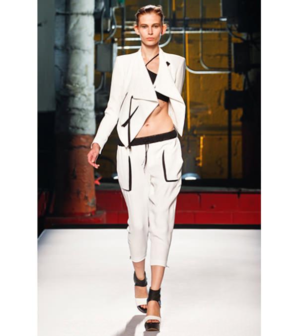 Tendencias del NYFW Spring 2012: sport 3