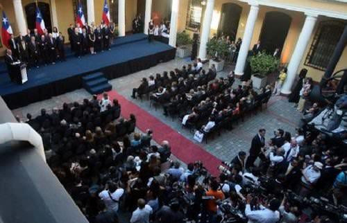 Piñera anunció su gabinete: qué tal? 1