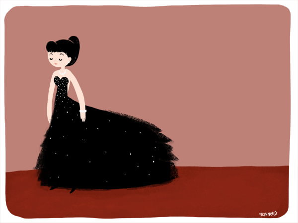 Si fuera estrella de Hollywood, ¿qué diseñador me vestiría? 1