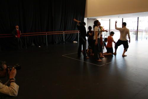 Loop 3: danza con música de Álex Anwandter en el GAM 1