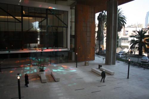 Así es el Centro Gabriela Mistral (GAM) 4