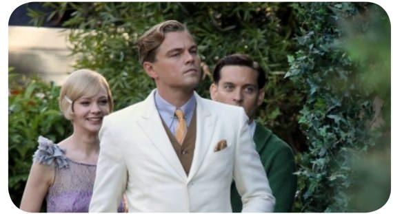 Esperando The Great Gatsby, la película 1