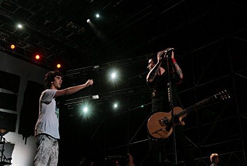 Green Day en Chile: la celebración de Billie Joe Armstrong 2