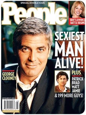 George Clooney: mino 2