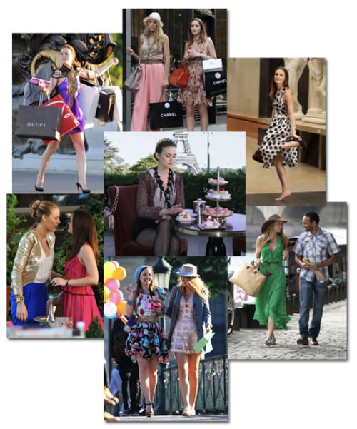 Gossip Girl: cuarta Temporada - Zancada