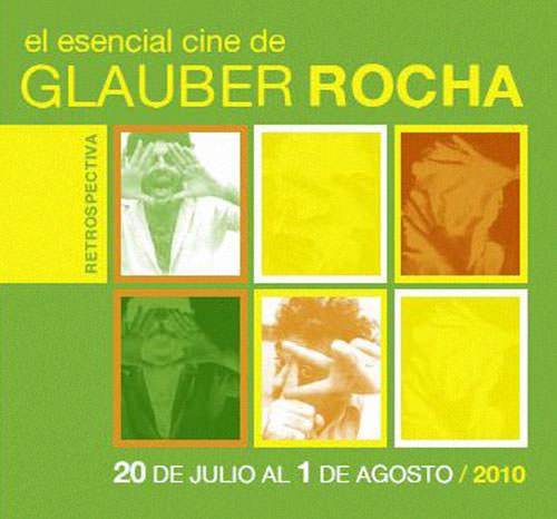 """Festival """"El esencial cine de Glauber Rocha"""" 1"""