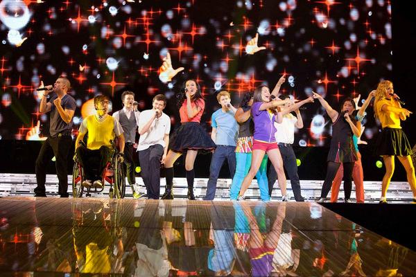 Glee, la película 1