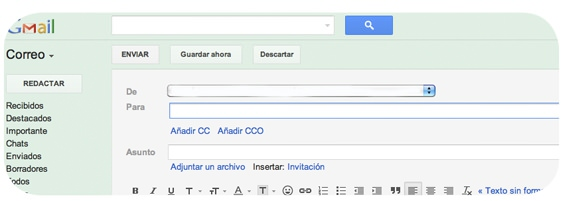 Cambios en Gmail, qué tal 1