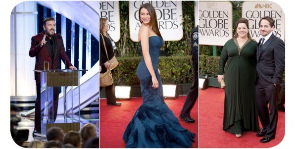 Breves sobre los Golden Globes 2012 1