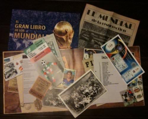 El Gran Libro de los Mundiales 1