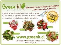 Almuerzos Greenk 1