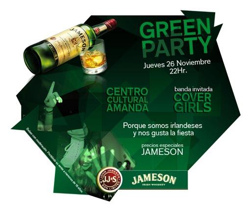 greenparty nueva