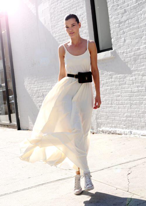 Hanneli Mustaparta, modelo y bloguera 1