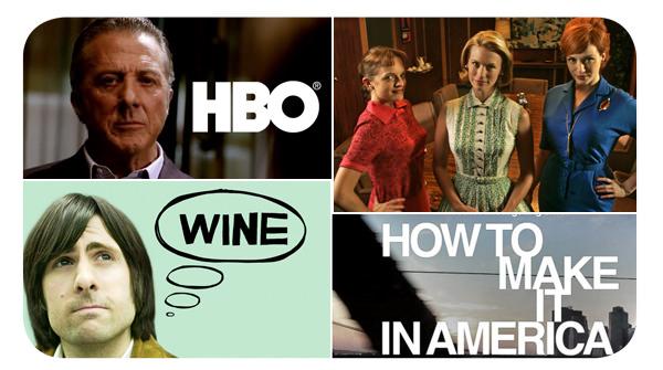 Series de HBO para el 2012 1