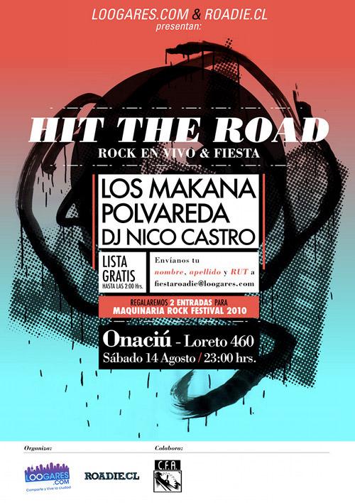 SAB/14/08 Fiesta: Hit the Road 1