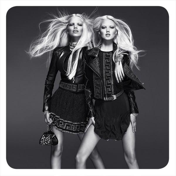 Versace para H&M, cero sobriedad y mucho glamour 1