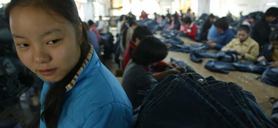 China Blues, lo poco glamoroso de la industria de la moda 1