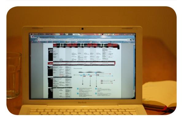 IN-EDIT 2011: programación por día, hora y salas 3