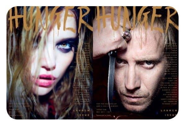 La nueva Hunger Magazine 1