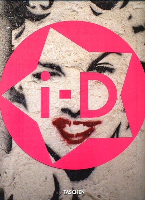Libro: todas las portadas de la revista i-D 2