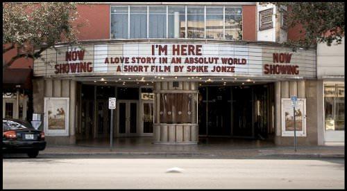 I'm Here: el corto de Spike Jonze online 1