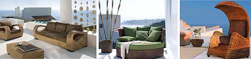Nuevas formas en muebles de terraza zancada lo que for Ripley muebles terraza