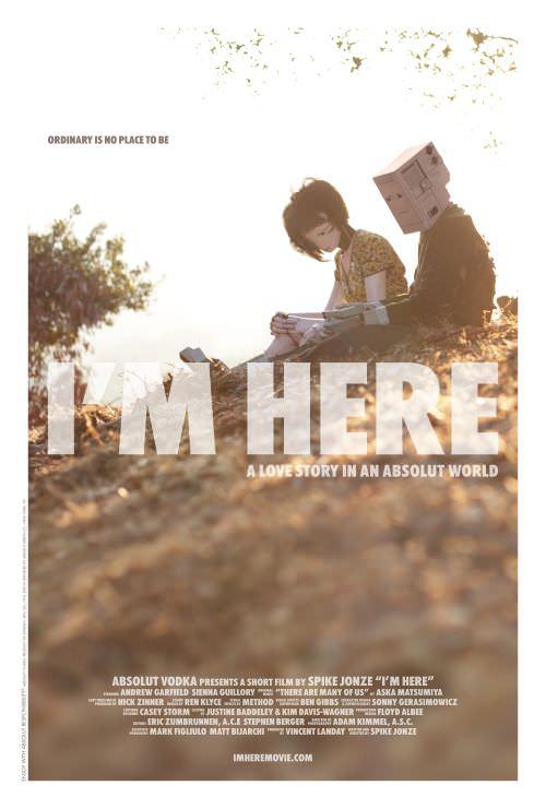 I'm Here: el corto de Spike Jonze online 2