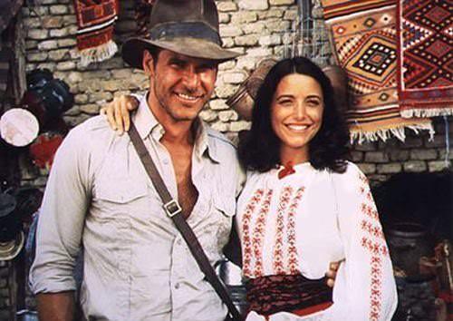 Parejas del cine: Indiana y Marion 1
