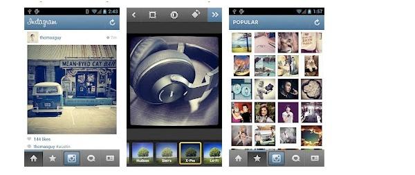 Instagram, ahora en Android 2