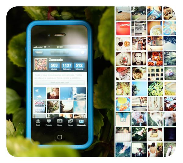 Usando Instagram 1