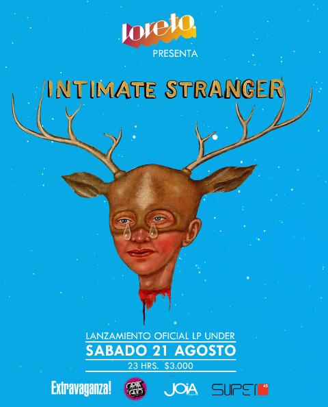 SAB/21/08 Intimate Stranger en vivo 3