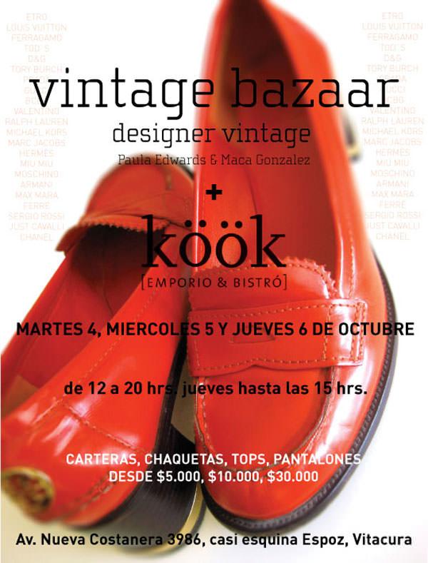 Vintage Bazaar 1