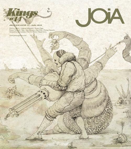 Lanzamiento revista JOIA #14 1