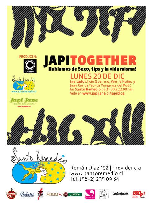 Japi Together: el webshow de Japi Jane y Jani Dueñas 1